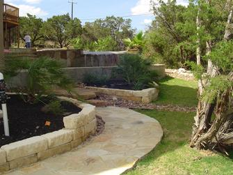San Antonio Landscaping After